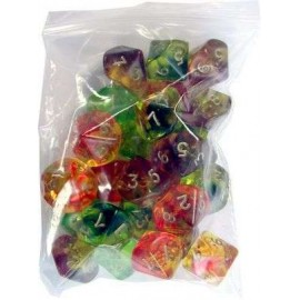 D10 Bag Blitz Dice (25)