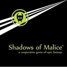 Shadows of Malice boardgame