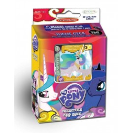 My Little Pony CCG Canterlot Nights Theme Deck Display (8)
