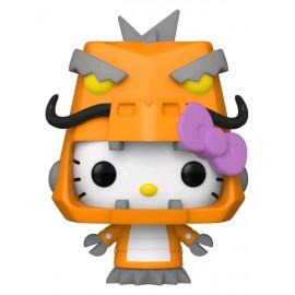Animation :44 Hello Kitty / Kaiju - Mecha Kaiju