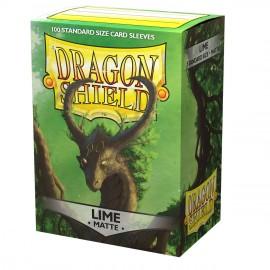 Dragon Shield MATTE - Lime 'Laima'