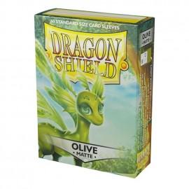 Dragon Shield Matte - Olive 'Peah (10x60)