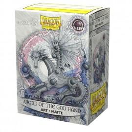 Dragon Shield: mattle ART Word of the God Hand (100)