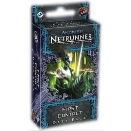 Android Netrunner LCG First Contact