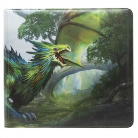 Dragon Shield Card Codex Olive 'Lavom' XL