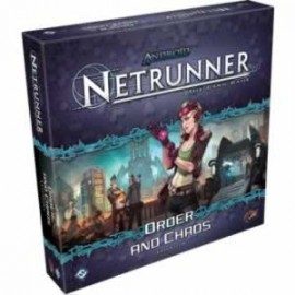 Android Netrunner LCG Order and Chaos