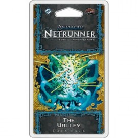 Android Netrunner LCG The Valley