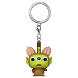 POP Keychain: PixarAlienRemix- Bullseye