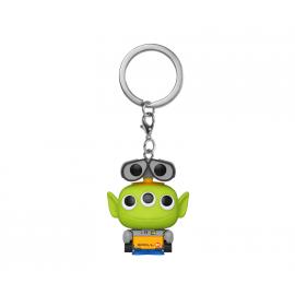 POP Keychain: PixarAlienRemix - Wall-E