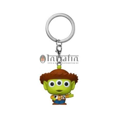 POP Keychain: PixarAlienRemix- Woody