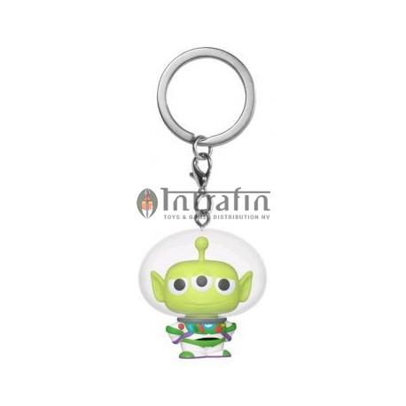 POP Keychain: PixarAlienRemix- Buzz