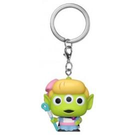 POP Keychain: PixarAlienRemix- Bo Peep