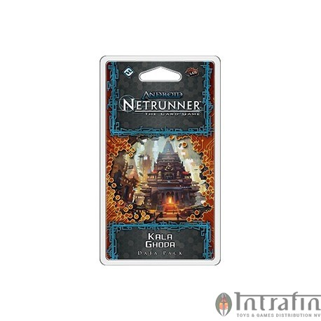 Android Netrunner LCG Kala Ghoda Data Pack