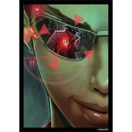 Android Netrunner Art Sleeves Posted bounty 50pd Bounty (50)