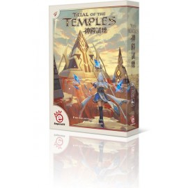 Trial of Temples - Board Game