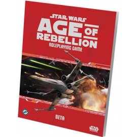 Star Wars Age of Rebellion Beta Kit book 1
