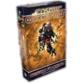 Cosmic Encounter Cosmic Alliance