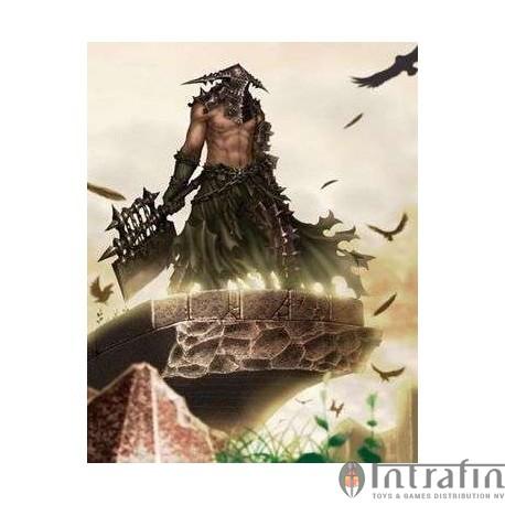 Anima Dark Faction Maximo Ligori