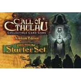 Call of Cthulhu CCG Arkham PremiumStarter Display (5)