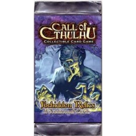 Call of Cthulhu CCG Forbidden Relics Booster Display (36)