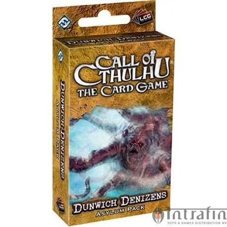 Call of Cthulhu LCG Dunwich Denizens (Revised)