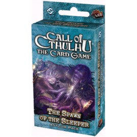Call of Cthulhu LCG The Spawn of the Sleeper