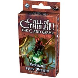 Call of Cthulhu LCG Screams from Within