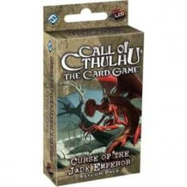Call of Cthulhu LCG Curse of the Jade Emperor