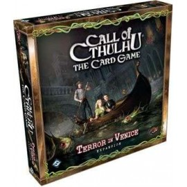 Call of Cthulhu LCG Terror in Venice