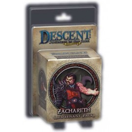 Descent 2 Zachareth Lieutenant Pack
