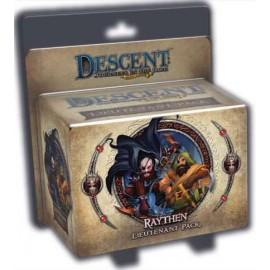 Descent 2 Raythen Lieutenant Pack