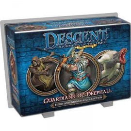Descent 2 Hero and Monster Collection Guardians of Deephall