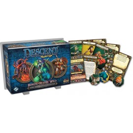 Descent 2 Bonds of the Wild Hero and Monster Collection