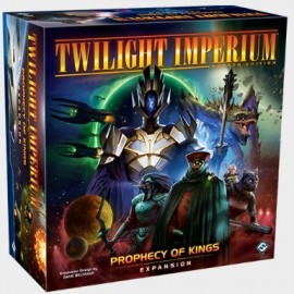 Twilight Imperium 4th Ed: Prophecy of Kings expansion