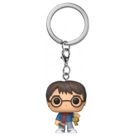 POP Keychain: Harry Potter Holiday - Harry