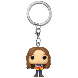 POP Keychain: Harry Potter Holiday - Hermione