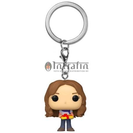 POP Keychain: Harry Potter Holiday - Hermione