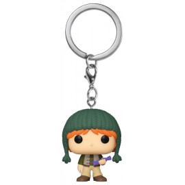 POP Keychain: Harry Potter Holiday - Ron