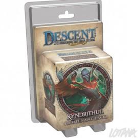 Descent 2 Kyndrithul Lieutenant