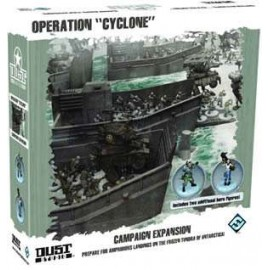Dust Tactics Operation Cyclone