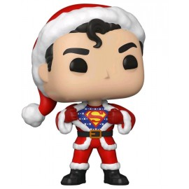 Heroes:353 DC Holiday -Superman w/ Sweater
