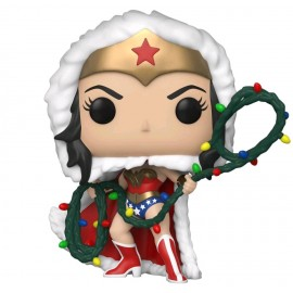 Heroes:354 DC Holiday - Wonder Woman w/ Lights Lasso