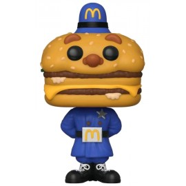 Ad Icons:89 McDonald's - Officer Mac