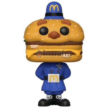 Ad Icons:89 McDonald's - Officer Mac