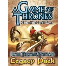 A Game of Thrones CCG Iron Throne Edition Legacy Pack