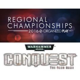 Warhammer 40K Conquest LCG 2016 Regional Championship Kit