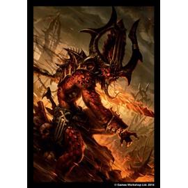 Warhammer 40K Art Sleeves Chaos Daemons 50pmons (50)