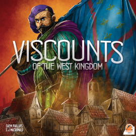 Viscounts of the West Kingdom Boardgame