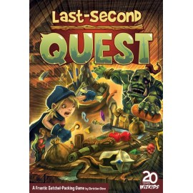 Last Second Quest Board game
