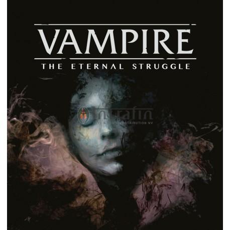 Vampire the Eternal Struggle SPANISH - 5th Edition box - cardgame EN